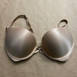 Victoria's Secret beige bombshell bra